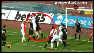 Господарите надушиха съмнителен мач от българското първенство по футбол