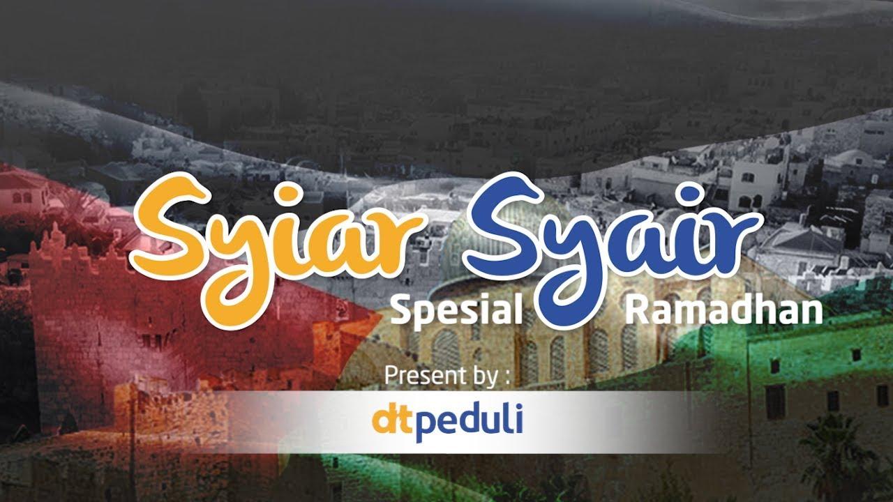 Syiar Syair Spesial Ramadhan ( Roadshow 7 Kota )