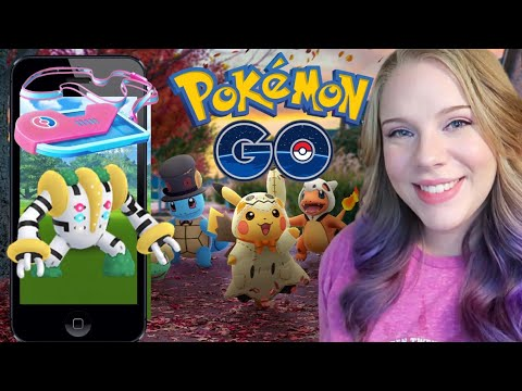 POKÉMON GO HALLOWEEN EVENT + Paid Regigigas Special Research! Pokémon Go News