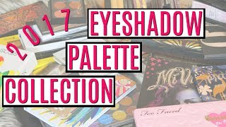 Eyeshadow Palette Collection High End & Drugstore Makeup | DreaCN