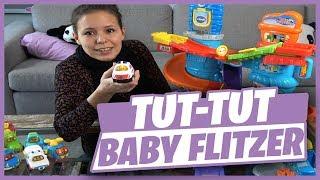 Vtech Tut Tut Baby Flitzer und vtech Polizeistation Unpacking