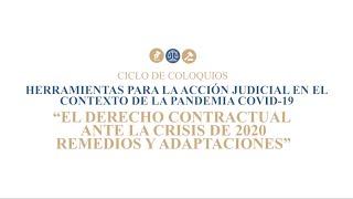 Módulo derecho de los contratos Dr. Carlos Hernández