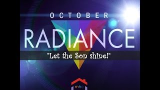Radiance (Week 3) by Ps James Conato ― My Home Church Iligan