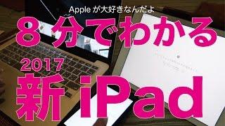 8分でわかる新iPad/3月25日発売直前:何モノなのかをまとめました