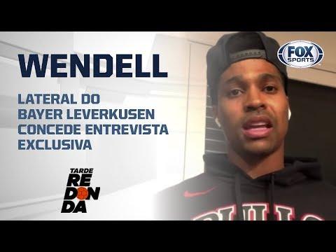 FALA, WENDELL! Lateral do Bayer Leverkusen concede entrevista exclusiva ao FOX Sports