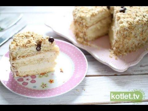 Tort chałwowy przepis - KOTLET.TV