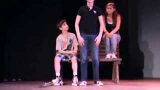 """If That's What It Is"" from ""13 The Musical"" at stagedoor performing arts camp August 2014"