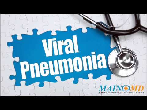 Video Viral Pneumonia ¦ Treatment and Symptoms