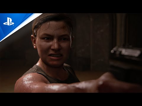 Abby Story Trailer  de The Last of Us Part II