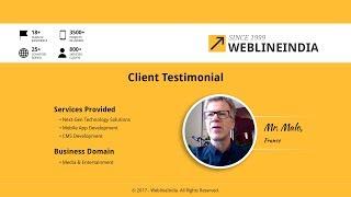 WeblineIndia - Video - 2