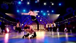 Strictly Pro Boys perform to Elvis