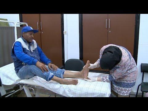العرب اليوم - شاهد: انطلاق حملة طبية بالرباط للكشف عن
