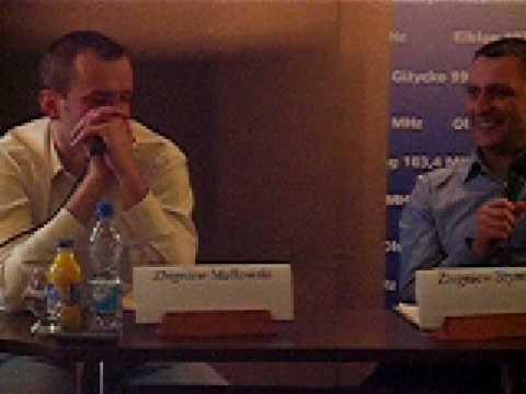 Zbigniew Małkowski na spotkaniu z kibicami #2 5.03.2009