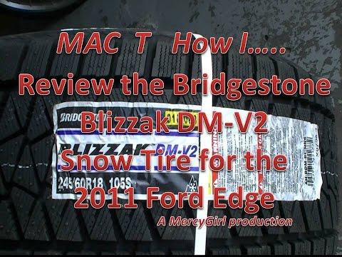 Blizzak DM V2 & WS70 snow tire review