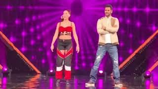 Nora Fatehi Dancing with Prabhu Deva   Street Dancer 3D