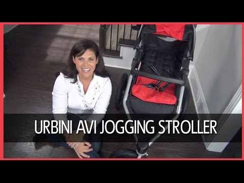 BG Review: Urbini Avi Jogging Stroller