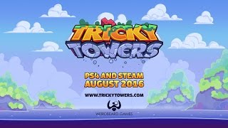 Tricky Towers video