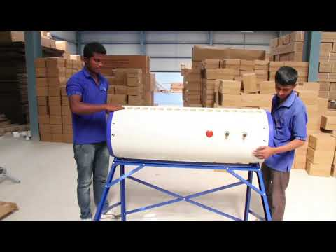 ETC Supreme Solar Water Heater