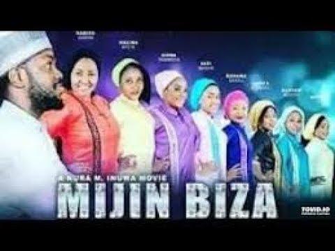 MIJIN BIZA 4    SABON SHIRI    LATEST HAUSA MOVIE 2017