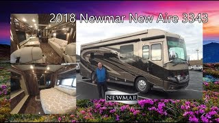 NEW 2018 Newmar New Aire 3343 | Indiana RV Dealership
