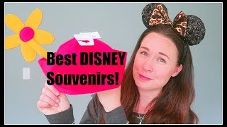TOP DISNEY SOUVENIRS & Collective Haul! What To Buy At Disney!