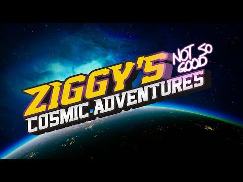 Alpha Gameplay Trailer de Ziggy's Cosmic Adventures