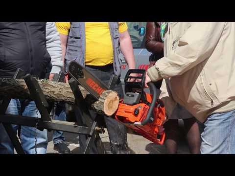 4 мая в Голицыно-Инструмент прошла практическая демонстрация профессионального и любительского садово-паркового и силового оборудования Champion и ECHO.