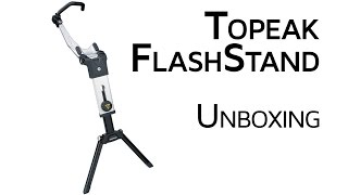 TOPEAK FLASHSTAND: Unboxing a Portable Workstand