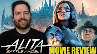 Alita: Battle Angel - Movie Review