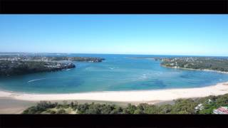 The Port Hacking - Drone Footage