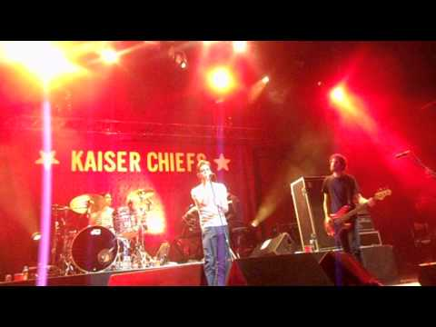 You Can Have It All - Kaiser Chiefs en México