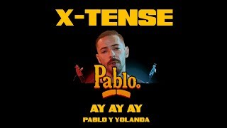 X-TENSE ⏳ Ay Ay Ay ft Cristiana Reis (prod por X-TENSE)