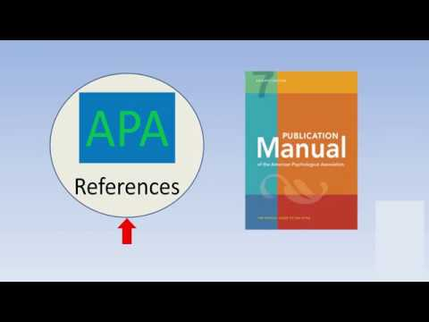 APA 7th Edition Style