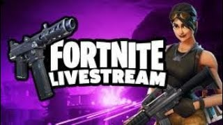 FORTNITE LATE NIGHT STREAM