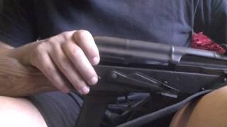 AK-47 assembly