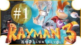 Zagrajmy w Rayman 3: Hoodlum Havoc #1 - Nie chcem ale muszem!