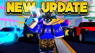 NEW VEHICLES UPDATE IN MAD CITY! (ROBLOX Mad City)