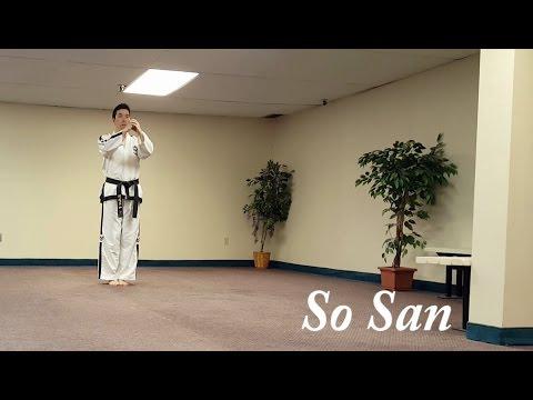 So San performed by David Lim
