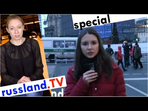 Terror Berlin & Ankara – russische Reaktionen [Video]