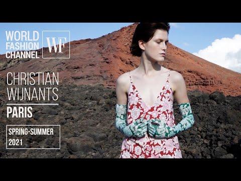Christian Wijnants spring-summer 2021 | Paris Fashion Week