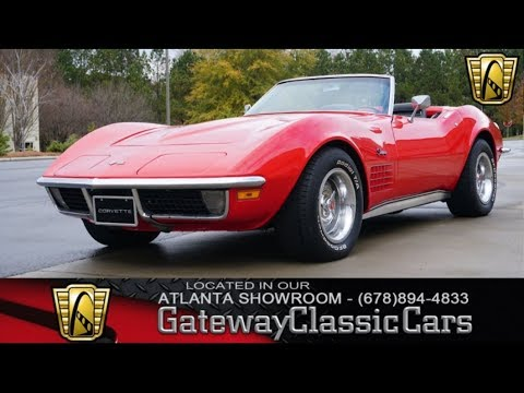 Video of '71 Corvette - P1C8