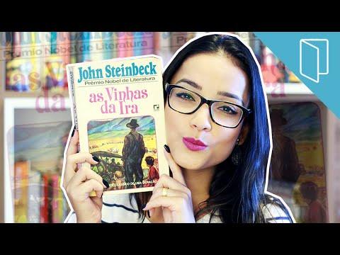 AS VINHAS DA IRA, de John Steinbeck | Nuvem Literária