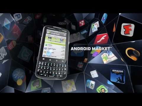 Commercial for Motorola Droid Pro (2010 - 2011) (Television Commercial)