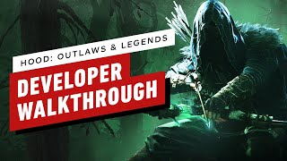 Hood: Outlaws & Legends - Official Developer Walkthrough by IGN