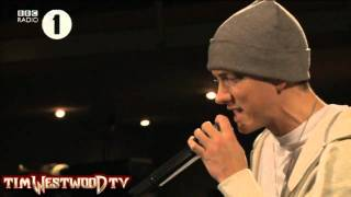 Eminem- Microphone (Tim Westwood - *EXCLUSIVE*  freestyle Radio 1 BBC)