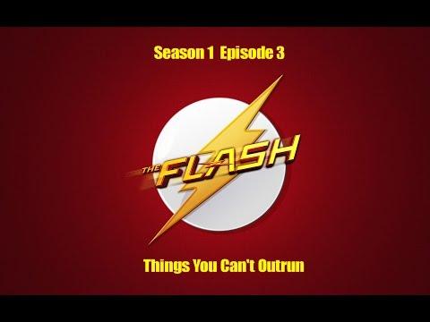 The Flash - S1 E3
