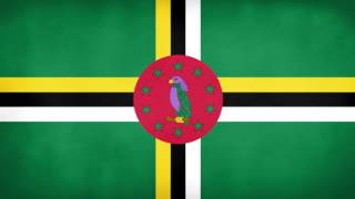 Dominica National Anthem   Isle of Beauty, Isle of Splendour Instrumental