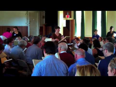 Shenandoah Harmony 86 Song of Moses