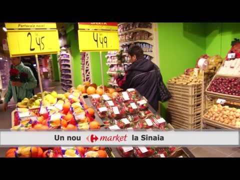 Un nou market la Sinaia