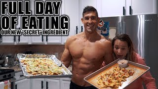 Full Day of Eating With Macros - Protein Ice Cream Recipe and Our NEW Secret Ingredient